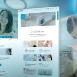 実用性の高い大規模なサイトをスムーズに構築。歯科医院・デンタルクリニックに最適なWordPressテーマ「CURE」誕生